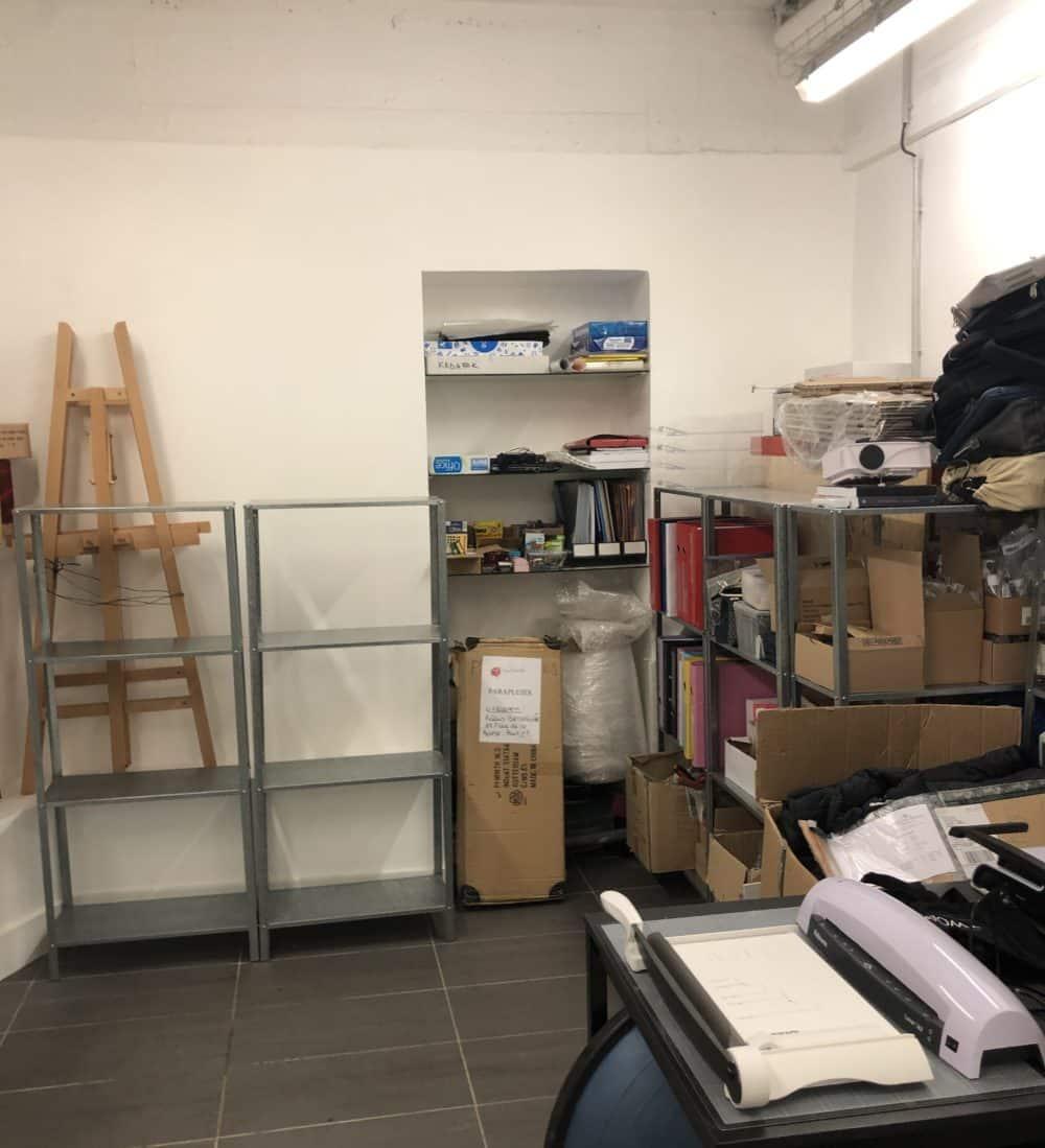 Office Organiser, désencombrer, économie, efficacité, libérer de la place, organiser